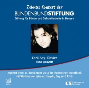 Fazil Say (2012)