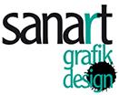 sanart grafik design Logo